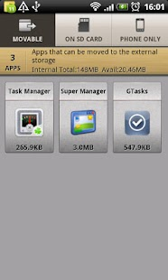 Super App Manager - screenshot thumbnail