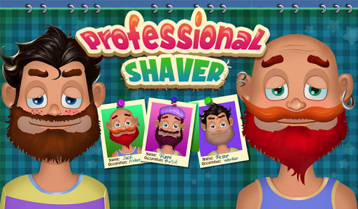 玩免費休閒APP|下載鬍子剃須刀遊戲的女孩 app不用錢|硬是要APP