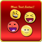 Magic Touch Smileys HD Live WP icon