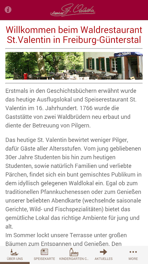 St. Valentin- screenshot