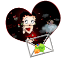 Betty Boop Go Sms icon