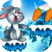 Super Bunny in Ice land