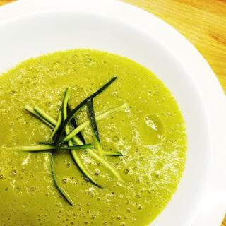 Silky Zucchini Soup