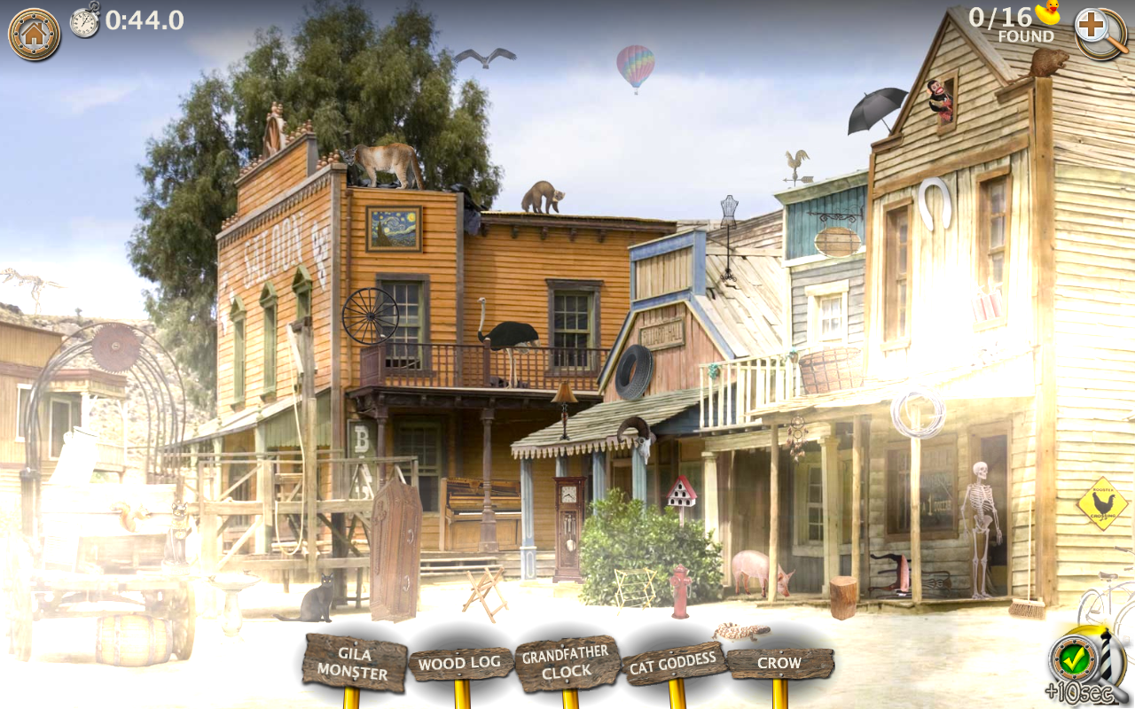 Hidden Objects Quest 16- screenshot