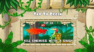 Screenshot of Phoenix Run