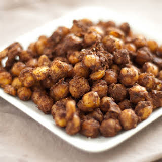 Indian Spiced Chickpeas.