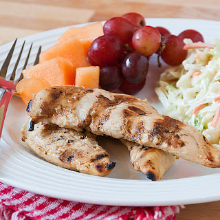 Honey Lime Grilled Chicken