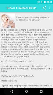 Trudnoća i razvoj bebe- screenshot thumbnail