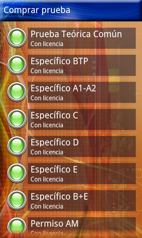Nova SmartPhone Específico D - screenshot
