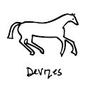Devizes White Horse Walk icon