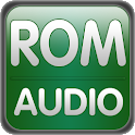 Audioguide di Roma e carta logo