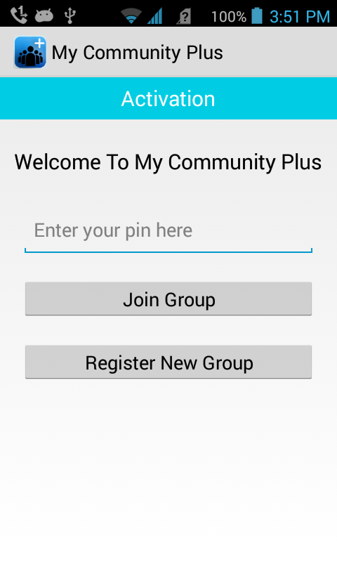 My Community Plus- screenshot