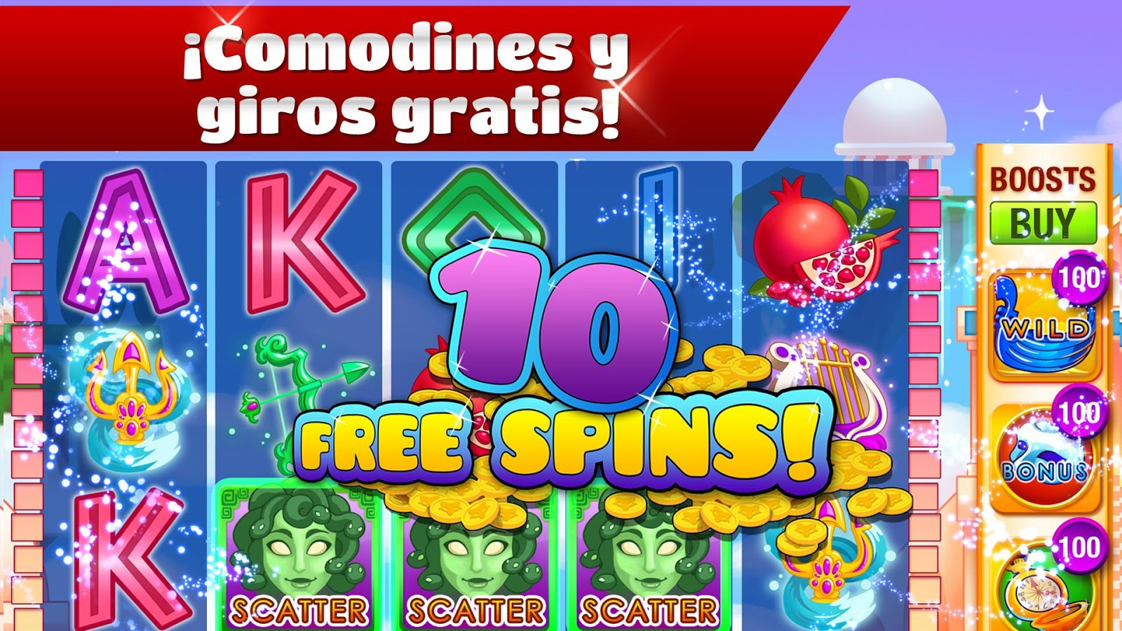 Welcome free spins no deposit