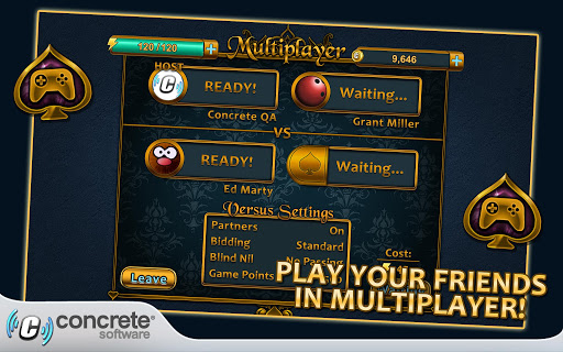 Acesu00ae Spades  gameplay | by HackJr.Pw 7
