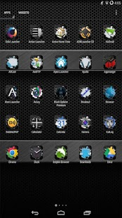 Breakout Black Multi Theme- screenshot thumbnail