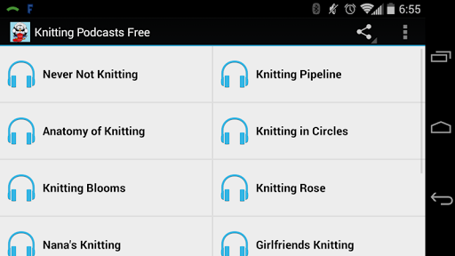 Knitting Podcasts Free
