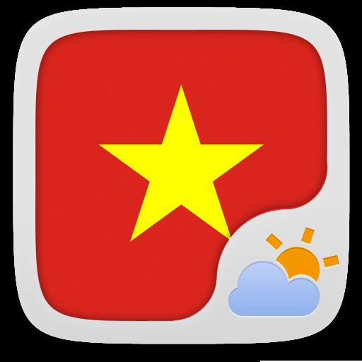 Vietnamese Language GOWeather 天氣 App LOGO-硬是要APP