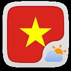 Vietnamese Language GOWeather icon