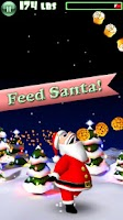 Screenshot of Hungry Santa