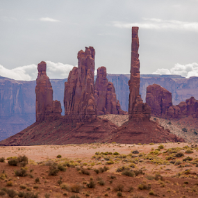Monument Valley by Photoxor AU - Landscapes Mountains & Hills ( monument valley, utah, , relax, tranquil, relaxing, tranquility )