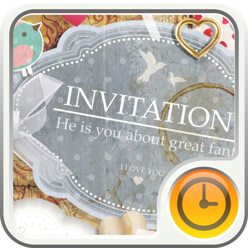 Invitation to Girly Widget LOGO-APP點子
