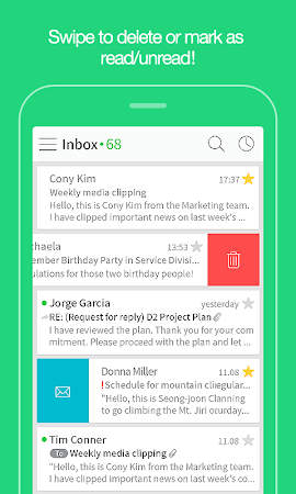 NAVER Mail 2.1.10 screenshot 322539