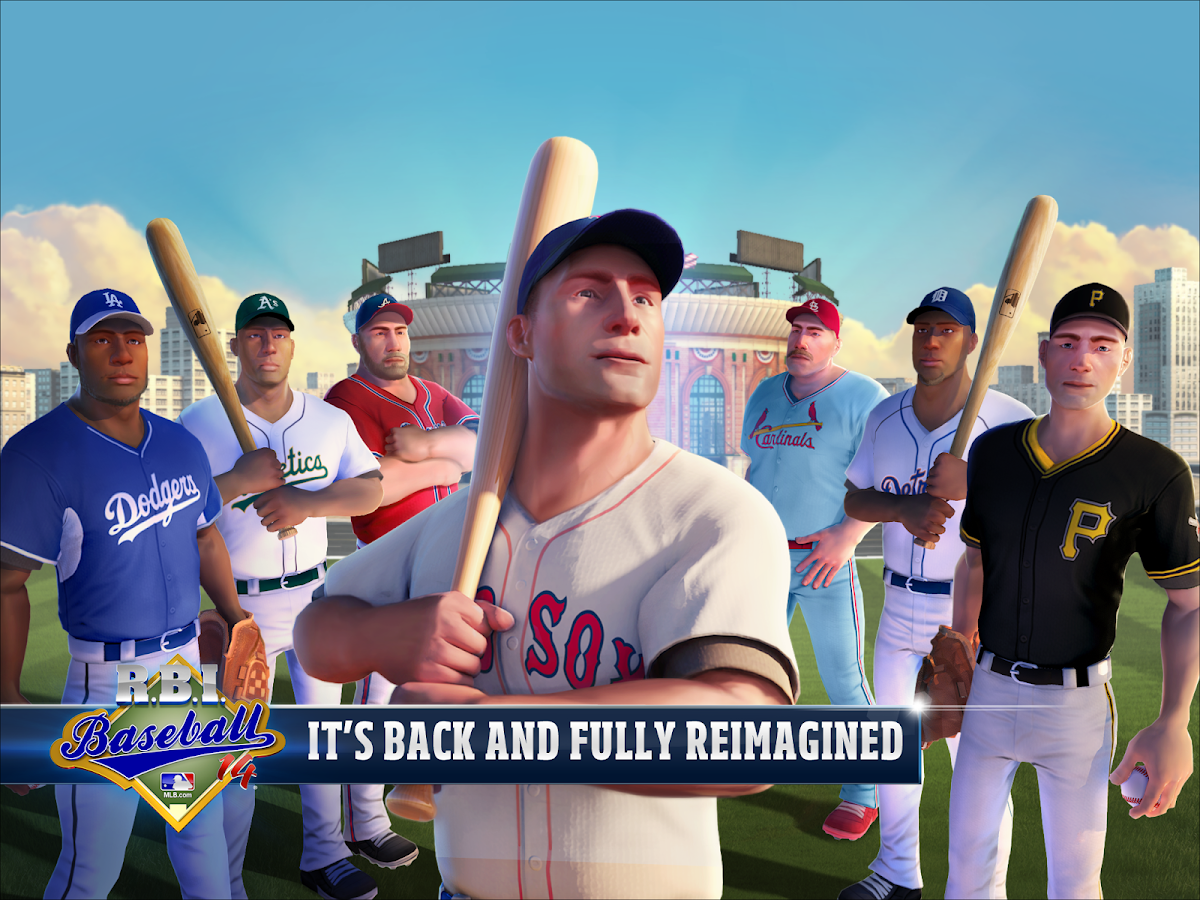 R.B.I. Baseball 14 - screenshot