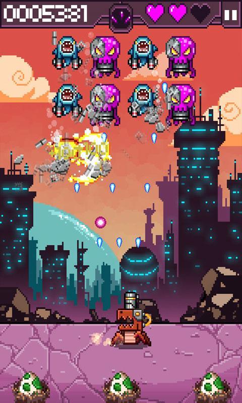 Velocispider Zero screenshot #2