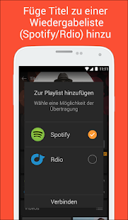 SoundHound Musik & Songtexte - screenshot thumbnail