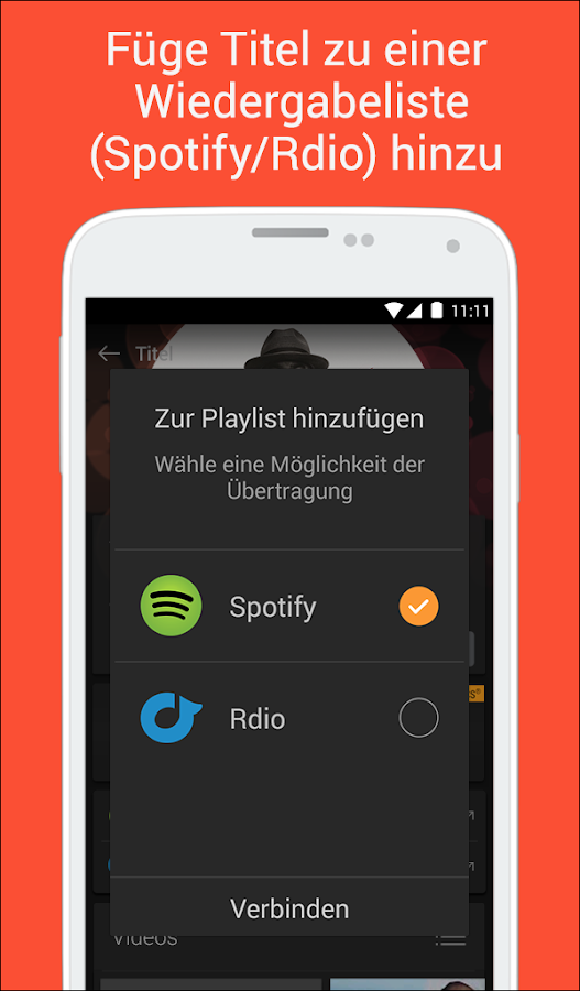 SoundHound Musik & Songtexte - screenshot