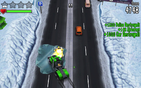 Reckless Getaway- screenshot thumbnail