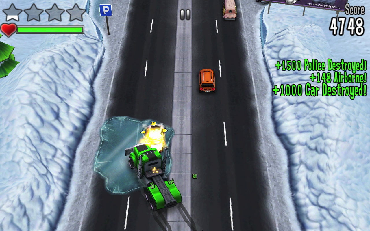Reckless Getaway screenshot #7