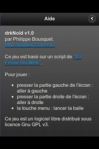 drkNoïd- screenshot