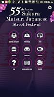 Screenshot of Japanese Street Festival 2015
