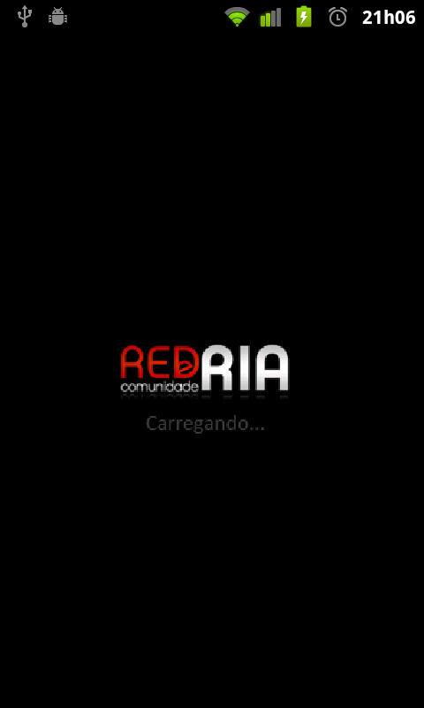 RedeRIA- screenshot