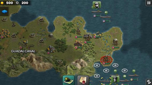 Glory of Generals :Pacific HD 1.3.6 androidappsheaven.com 5