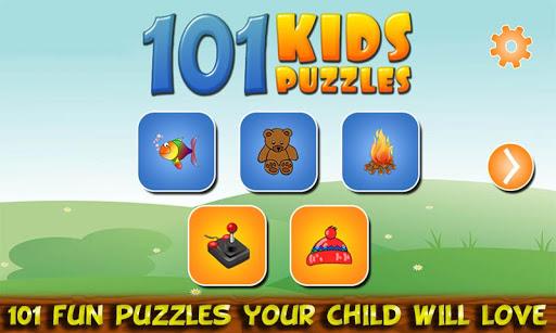 101 Kids Puzzles