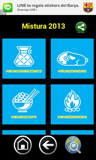 Mistura 2013 Restaurantes
