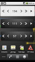 Screenshot of Metronome Widget