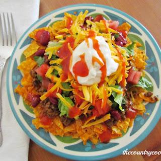 Fiesta Taco Salad.