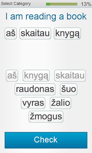 【免費教育App】Learn Lithuanian - Fabulo-APP點子
