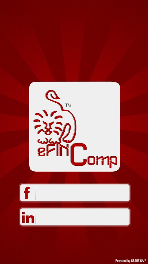 eFinComp Tunis ™- screenshot