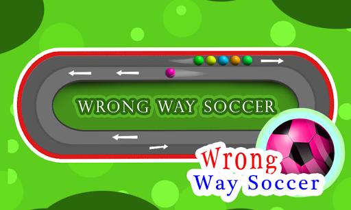 Wrong Way Soccer Ballz - Free