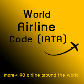 World Airline Code (IATA)