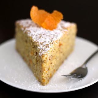 Whole Orange Almond Cake.