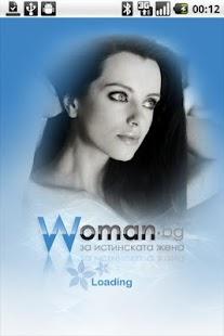 Woman.bg- screenshot thumbnail