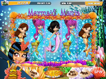 Mermaid Mania Slot Saga