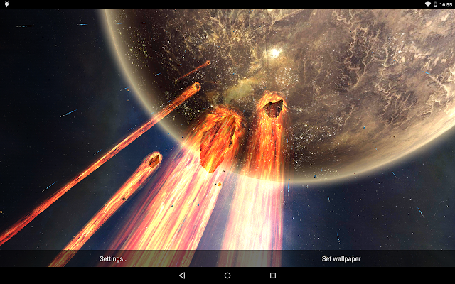 Armageddon - screenshot