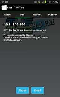 KNTI The Tee- screenshot thumbnail