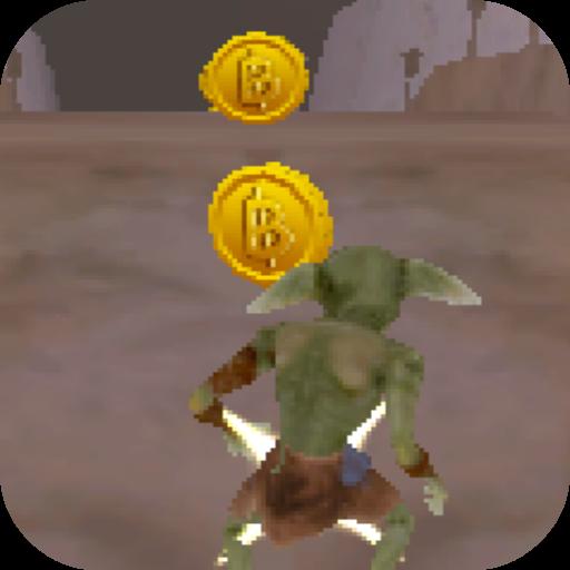 เกมส์วิ่งเก็บเหรียญ Zombie 3D